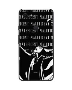Maleficent Black and White Google Pixel 3 XL Skin