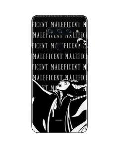 Maleficent Black and White LG V40 ThinQ Skin