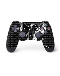 Maleficent Black and White PS4 Controller Skin