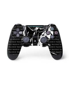 Maleficent Black and White PS4 Pro/Slim Controller Skin