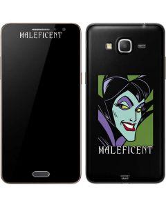 Maleficent Galaxy Grand Prime Skin