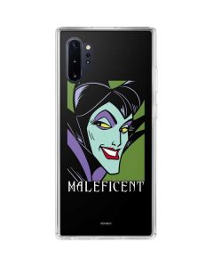 Maleficent Galaxy Note 10 Plus Clear Case