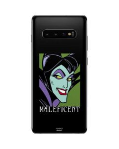Maleficent Galaxy S10 Plus Skin