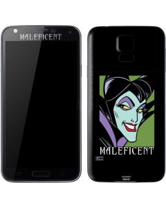 Maleficent Galaxy S5 Skin