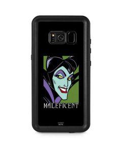 Maleficent Galaxy S8 Plus Waterproof Case