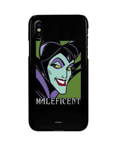 Maleficent iPhone XS Max Lite Case