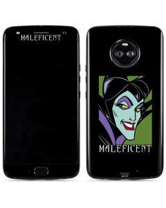 Maleficent Moto X4 Skin