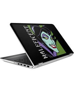 Maleficent HP Pavilion Skin