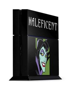 Maleficent PS4 Console Skin