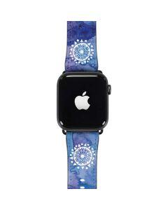 Mandala Symmetry Apple Watch Case