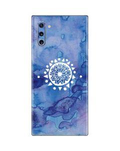 Mandala Symmetry Galaxy Note 10 Skin