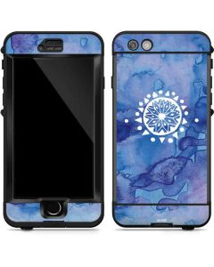 Mandala Symmetry LifeProof Nuud iPhone Skin