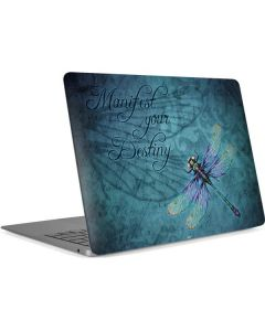 Manifest Your Destiny Apple MacBook Air Skin
