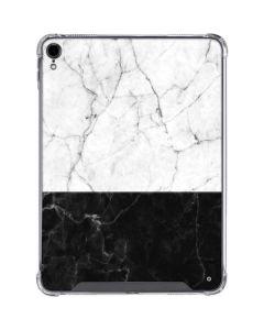 Marble Split iPad Pro 11in (2018-19) Clear Case