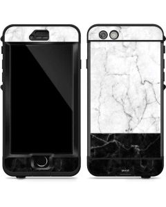 Marble Split LifeProof Nuud iPhone Skin