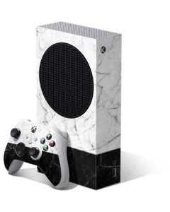 Marble Split Xbox Series S Bundle Skin