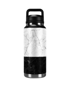 Marble Split YETI Rambler 36oz Bottle Skin