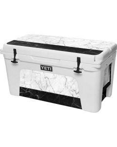 Marble Split YETI Tundra 75 Hard Cooler Skin