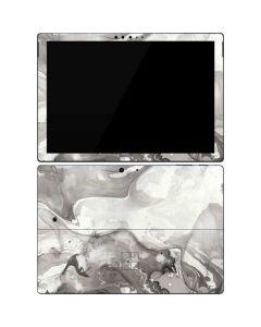 Marbleized Grey Surface Pro 7 Skin