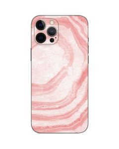 Marbleized Pink iPhone 12 Pro Max Skin