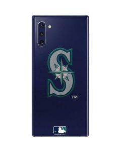 Mariners Embroidery Galaxy Note 10 Skin