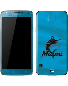 Marlins Embroidery Galaxy S5 Skin