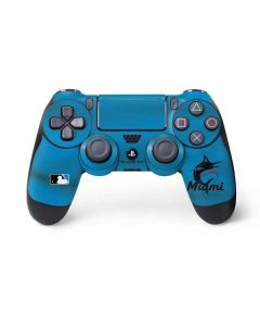 Marlins Embroidery PS4 Pro/Slim Controller Skin