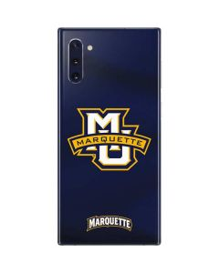 Marquette University Galaxy Note 10 Skin