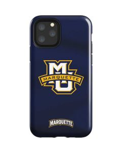 Marquette University iPhone 11 Pro Impact Case