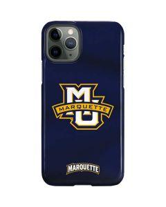 Marquette University iPhone 11 Pro Lite Case