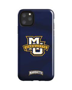 Marquette University iPhone 11 Pro Max Impact Case