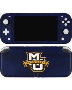 Marquette University Nintendo Switch Lite Skin