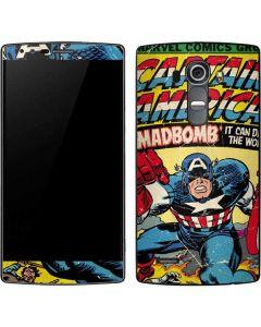 Marvel Comics Captain America G4 Skin