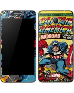Marvel Comics Captain America Galaxy Grand Prime Skin