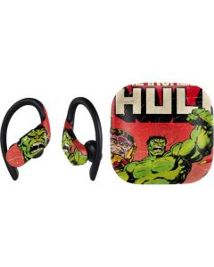Marvel Comics Hulk PowerBeats Pro Skin
