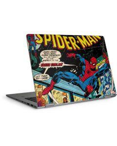 Marvel Comics Spiderman HP Elitebook Skin