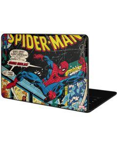 Marvel Comics Spiderman Google Pixelbook Go Skin