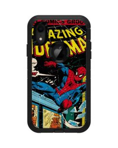 Marvel Comics Spiderman Otterbox Defender iPhone Skin