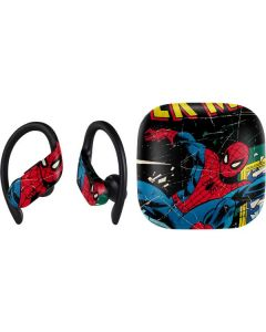 Marvel Comics Spiderman PowerBeats Pro Skin