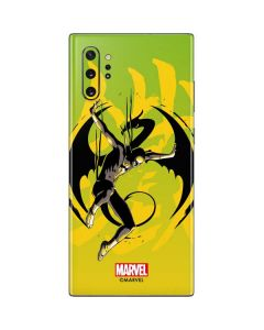 Marvel The Defenders Iron Fist Galaxy Note 10 Plus Skin
