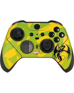 Marvel The Defenders Iron Fist Xbox Elite Wireless Controller Series 2 Skin