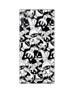 Marvin Super Sized Pattern Galaxy Note 10 Skin