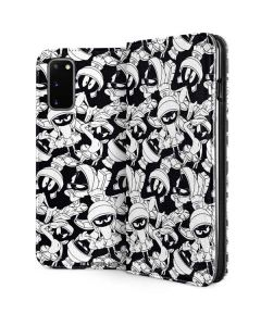 Marvin Super Sized Pattern Galaxy S20 Folio Case