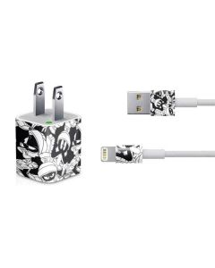 Marvin Super Sized Pattern iPhone Charger (5W USB) Skin