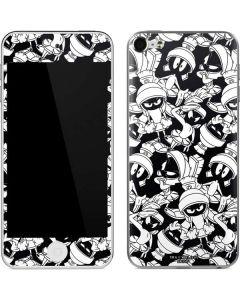 Marvin Super Sized Pattern Apple iPod Skin