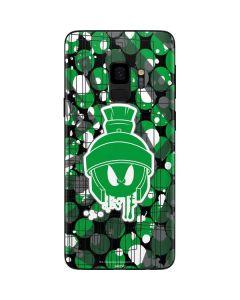 Marvin the Green Martian Galaxy S9 Skin