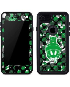 Marvin the Green Martian iPhone SE Waterproof Case