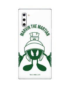 Marvin the Martian Big Head Galaxy Note 10 Skin