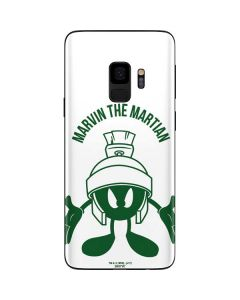 Marvin the Martian Big Head Galaxy S9 Skin