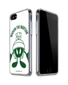Marvin the Martian Big Head iPhone SE Clear Case